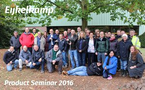 Eijkelkamp Soil & Water Product Seminar 2016 email header